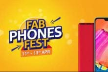 Amazon Fab Phones Fest: Deals on Apple iPhone X, OnePlus 6T, Mobile Accessories And More