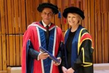 Shah Rukh Receives Honorary Doctorate from University of Law, London; Watch His Empowering Speech