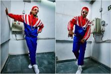 Ranveer Singh Hilariously Compares His Dress Sense to a Toilet Cleaner in This Post