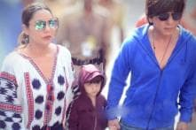 Shah Rukh Khan Reveals Hilarious Reason Why He Took 5-year-old Son AbRam To Polling Booth