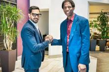 Rashid Ali Khan Building Bridge Between India, US in Field of Sports
