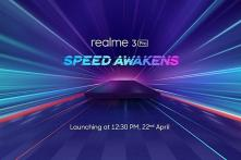 Realme 3 Pro to Launch in India Today: How to Watch Live Stream, Expected Price, Specifications And More