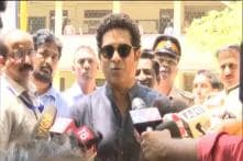Elections 2019, 4th Phase: Sachin Tendulkar Casts Vote, With Children Sara And Arjun