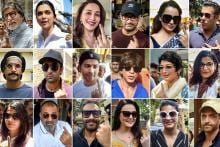 Lok Sabha Elections 2019: Star-Studded Voting Cast in Mumbai