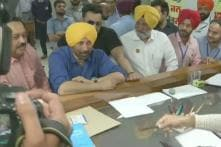 Sunny Deol Files Nomination From Gurdaspur, Reminds Voters of His 'Dhai Kilo ka Haath'
