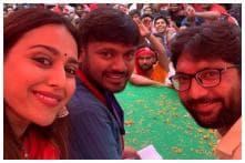 Aaj Bihar Ki Beti Ghar Aayi Hai: Swara Bhasker Delivers First Political Speech in Begusarai for Kanhaiya Kumar