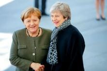 German Chancellor Angela Merkel Favours Giving UK 'Reasonable Amount of Time' to Resolve Brexit