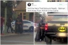 'Batman' Shows up to Save the Day in British Columbia, Cops Turn Him Down