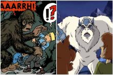 From Tintin to Tenida, Pop Culture Has Been Chasing the Elusive Yeti Long Before Indian Army