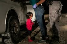 Photograph of 'Crying Toddler' on US-Mexican Border Wins World Press Photo Award 2019