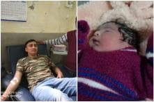 CRPF Jawan Donates Blood to Save New Mother and Baby in Kashmir, Earns Twitter's 'Salute'
