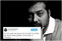 Anurag Kashyap Takes on 'Chowkidars', Says They Abuse the Most on Twitter