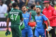 ICC World Cup 2019 | Hashmatullah Shines as Afghanistan Stun Pakistan in Warm-up Game