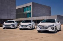 2020 Hyundai Ioniq Lineup With Increased Electric Power Unveiled