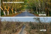 Heartbreaking 'Before and After' Photos Show How Odisha's Iconic Places Were Torn Up by Cyclone Fani