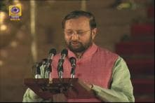 Prakash Javadekar Gets Berth in PM Modi's Cabinet