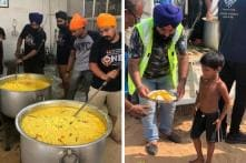 Khalsa Aid Is Winning Hearts By Offering Langar And Water To Cyclone Fani Victims In Odisha