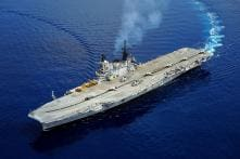 A Look at INS Viraat, the Subject of Modi's Latest Attack on Rajiv Gandhi