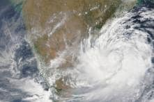 NASA Satellites Track Cyclone Fani Along Eastern Coast of India