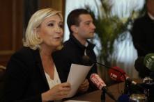 France's Far-right Le Pen Predicts Historic Vote for Populist Parties in European Parliament Polls