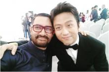 Aamir Khan Takes a Selfie with Chinese Superstar Deng Chao and We are Thrilled