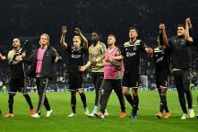 Champions League: Advantage Ajax as van de Beek Goal Gives 1-0 Win over Tottenham