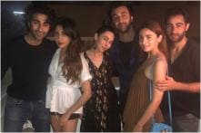 Karisma Kapoor Welcomes Ranbir's Girlfriend Alia Bhatt to the Family with Insta Love, See Post