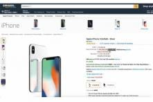 Apple iPhone X Receives Price Drop, Now Starts at Rs 69,999 During Amazon Summer Days Sale