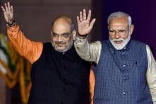 Modi Sarkar 2.0: Amit Shah Joins PM Modi's New Cabinet