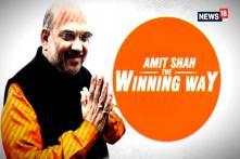 Amit Shah - The Winning Way