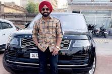 Punjabi Singer Ammy Virk Joins Celebrities Like Katrina, Sanjay Dutt to Own a Range Rover Vogue SUV