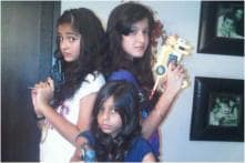 Ananya Panday Celebrates Suhana Khan's 19th Birthday with 'Charlie's Angels' Throwback Pic