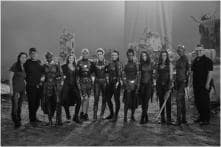 Avengers Endgame Epic BTS Pic has All the Powerful Female Superheroes at One Place