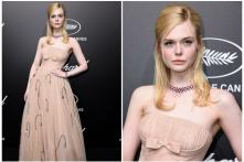 Elle Fanning Faints at Cannes Film Festival Due to Tight Dress