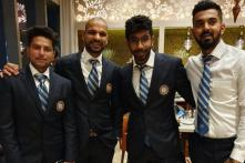 Team India Departs for ICC World Cup 2019