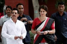 'Fight Must Go on': Robert Vadra Has a Pep Talk for Congress & Wishes for Modi, NDA
