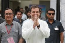 In Ahmedabad to Appear in Defamation Case, Rahul Gandhi Thanks BJP and RSS