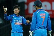 At Times Dhoni Also Goes Wrong With Tips: Kuldeep