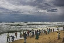 Cyclone Fani Reaches 80 km from Puri and 65 km from Gopalpur
