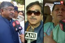 Elections 2019, 7th Phase: Ravi Shankar Prasad, Shatrughan Sinha, Rabri Devi And Other Leaders On Poll Day