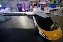 Paris Pondering Over Flying Cars for Public Transport