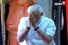 """PM Modi's Speech To BJP Workers in Varanasi. """"Chemistry Has Triumphed Poll Arithmetic"""