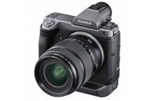 Fujifilm GFX100 is a 102-Megapixel Medium Format Camera with $10,000 Price Tag