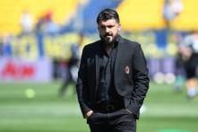 Gennaro Gattuso Set to Set Down as Manager of AC Milan