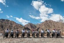 Indian Army Conquers Karakoram Pass at 18700 Ft on Royal Enfield Himalayan – Watch Video