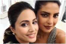 Priyanka Chopra Responds to Hina Khan's Post, Says She is Proud of Her Achievements
