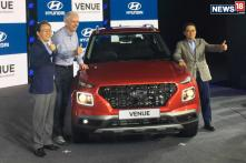 Hyundai Venue Compact SUV Launched in India, Prices Start at Rs 6.50 Lakh