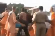 No, This Video Does Not Show Police Assaulting ISKCON Members in West Bengal