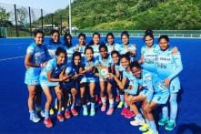 Hockey India Names 18-Member Indian Women's Team for FIH Series Finals