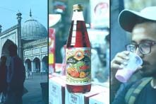 What Makes This Rooh Afza Flavoured Sharbat Popular In Old Delhi?